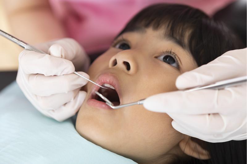 画像:小児歯科